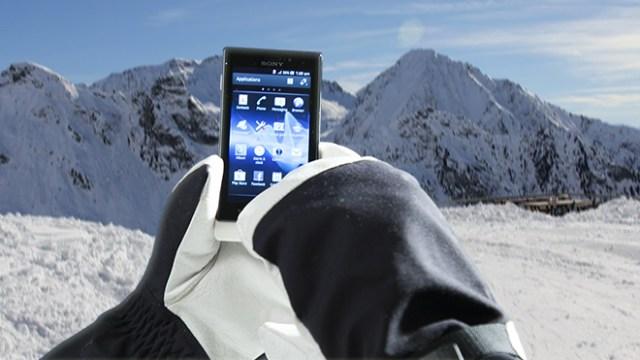 มายังไง… Xperia sola มี Glove Mode ใส่นวมก็สัมผัสหน้าจอได้ พร้อมปล่อยอัพเดท ICS ชุดสุดท้ายเดือนตุลาคม