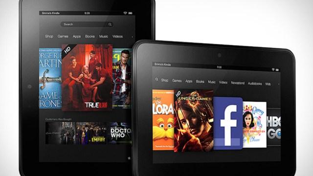 สงครามเพิ่งเริ่ม CEO Amazon คุย Kindle Fire HD ดีกว่า Apple iPad!