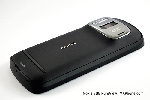 ตกสวรรค์เรียบร้อย!!! Nokia 808 Purview โดนหั่นราคา