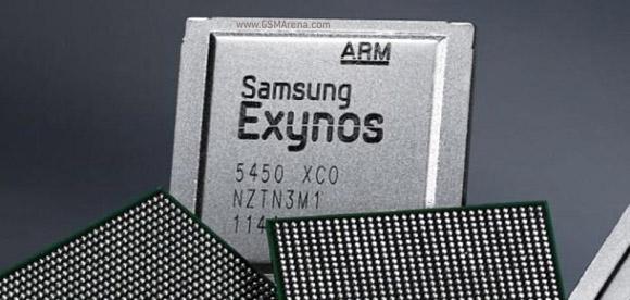 ลือแบบมีมูล Samsung Galaxy S IV ปีหน้าจะใช้ชิพ Exynos 5450