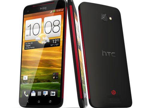 Preview : สมาร์ทโฟนผีเสื้อตัวใหญ่ HTC Butterfly