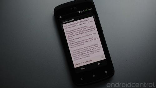 อัพเดทส่งท้ายปี Jelly Bean ของ HTC One S