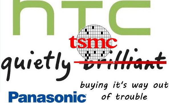 เผย Panasonic กำลังเจรจากับ HTC และ TSMC เพื่อขายธุรกิจ Smartphone ให้