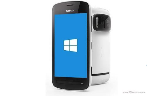 ชัวร์แล้ว 41Megapixel เจอกันใน Windows Phone 8 จาก Nokia