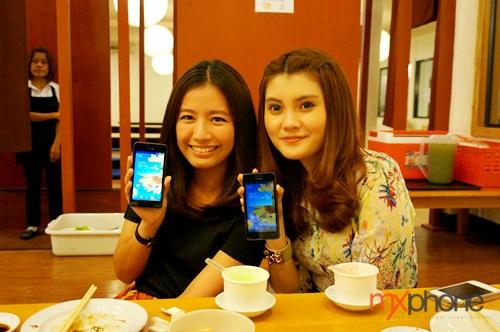 กินไปคุยไป พร้อม Preview Huawei Honor 2 Smartphone Quad-Core ต่ำหมื่น