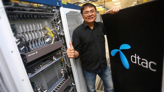 ดีแทคพานักข่าวตะลุย Data Center โชว์อุปกรณ์เครือข่าย 3G 2100MHz พร้อมให้บริการในไตรมาส 2 ปีนี้