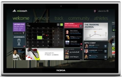ภาพหลุดของ Nokia Tablet (หรือเปล่า?)