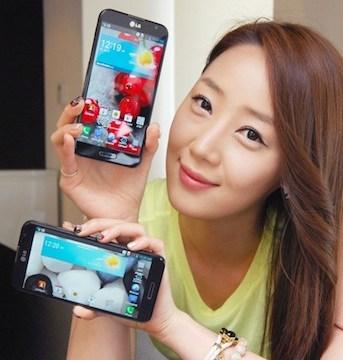 กว่าพี่จะพร้อมขาย…เมื่อ LG Optimus G Pro พร้อมลุยตลาดโลกแล้ว