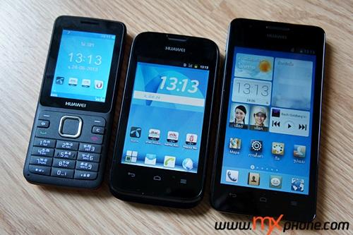 Preview : dtac TriNet Phone สามพี่น้องสมาร์ทๆ ราคาสุดคุ้มจากดีแทค