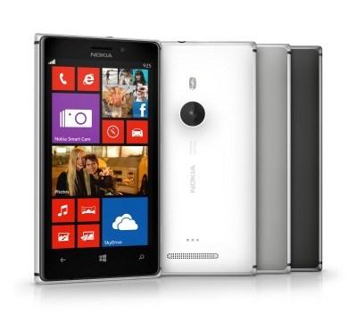 ประกาศราคาแล้ว Nokia Lumia 925 ค่าตัว 18,500 บาท พร้อมเปิดจองล็อตแรก 1-8 กรกฎาคมนี้