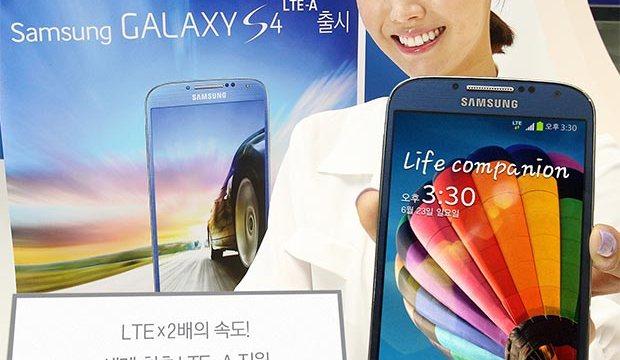 ลูกค้าเกาหลีใต้เคืองเบาๆ หลังเปิดตัว Galaxy S4 LTE-Advanced เร็วเกินไป
