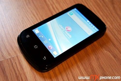 Preview : Cherry Mobile Snap สมาร์ทโฟนสองซิมน้องใหม่รุ่นเล็กสเปคคุ้มราคา