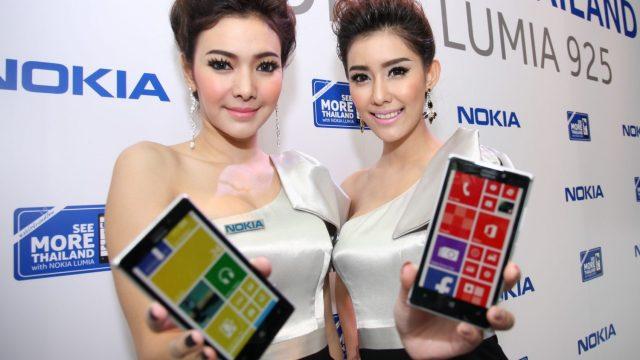 โนเกียวางจำหน่าย Nokia Lumia 925 ทั่วประเทศ พร้อมเปิดแคมเปญ See More Thailand
