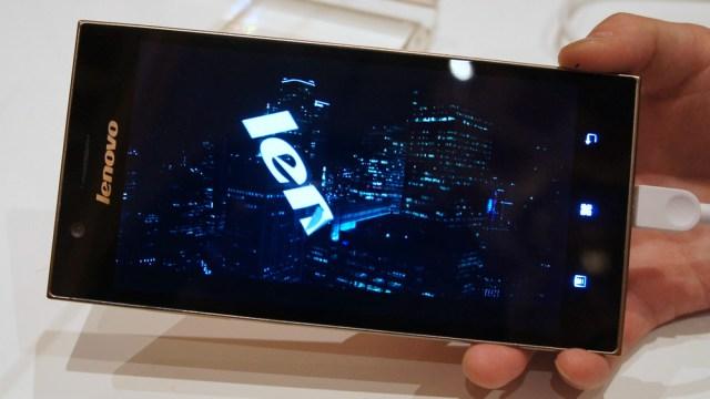 อีกระลอก… ผลวัดประสิทธิภาพ Lenovo x Snapdragon 800 แร๊งส์ไม่แพ้ผู้นำตลาด