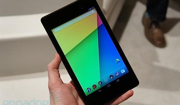 Nexus 7 รุ่น LTE จะวางขายกันยานี้