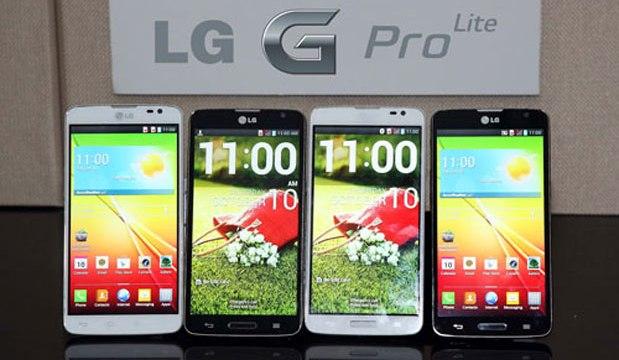 LG เปิดตัว G Pro Lite จอใหญ่รุ่นเล็กสเปคเร็ว