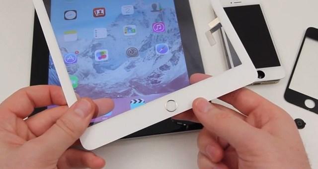 จะมีไหม… คาดว่า iPad 5 ก็จะมีระบบ Touch ID ตรวจจับลายนิ้วมือเหมือนกัน