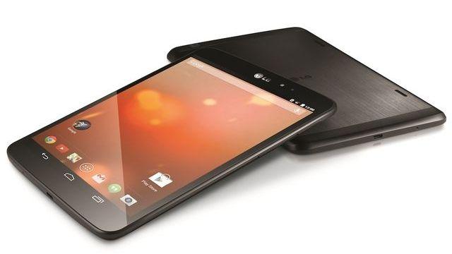 LG G Pad เข้าร่วมโปรแกรม Google Play Edition