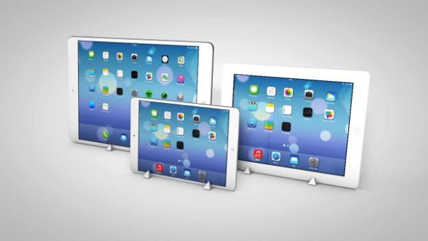 เว็บหวิวเผยผลสำรวจผู้ใช้งานแท๊บเลต iPad ดูหนังชมพูเยอะกว่า Android!!
