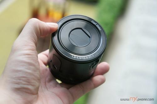 [Review] SONY Cyber-Shot QX 100 ลองเล่นกล้องดิจิตอลทรงเลนส์ ติดสมาร์ทโฟนได้