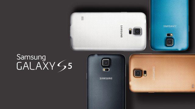 Samsung เปิดตัว Galaxy S5 พร้อมระบบสแกนลายนิ้วมือ, กันน้ำ กันฝุ่น และกล้อง 16 ล้านพิกเซล
