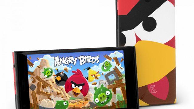 กระปุกพร้อม Jolla ดึง Angry Birds ร่วมแผนการ Super Finns โปรโมตเชิงรุก!!