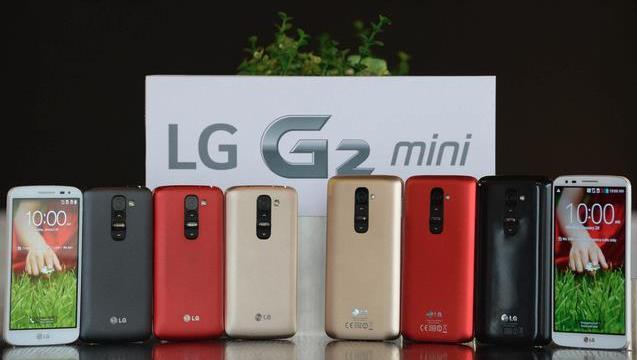 LG เปิดตัวเครื่อง G2 mini อย่างเป็นทางการ มีให้เลือกซื้อสองชิปเซ็ต!!