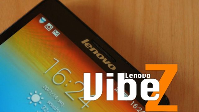 Power ON #068 : Lenovo Vibe Z (K910L)