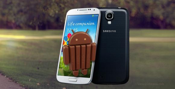 จะได้ชิมแล้วครัช!! Android 4.4.2 KitKat สำหรับ Samsung Galaxy S4 ฝั่งรัสเซียและอินเดียเริ่มได้รับอัพเดทกันแล้ว