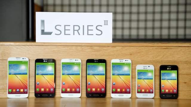 LG เตรียมเปิดตัว L Series III ในงาน Mobile World Congress 2014 ที่จะถึงนี้!