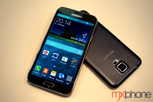 Preview : Samsung Galaxy S5 ความประทับใจที่ยังไม่สุดโต่ง