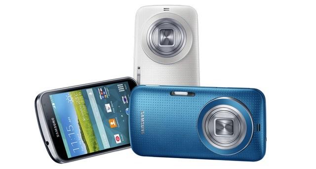 เปิดตัวแล้ว Samsung Galaxy K Zoom กล้อง 20.7 ล้าน กันสั่นในตัว และซูมออพติคัล 10 เท่า