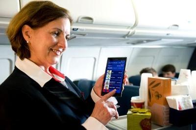 สายการบิน Delta จะให้แอร์ใช้ Nokia Lumia 1520