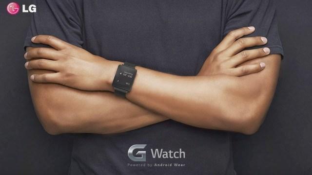 LG ออกโฆษณา LG G Watch คาดเปิดตัวสิ้นเดือนนี้
