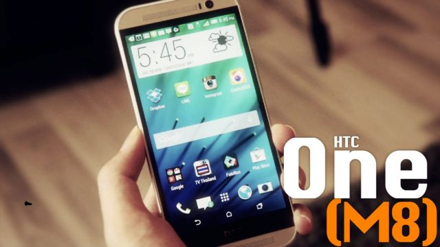 Power ON #076 : HTC One (M8)
