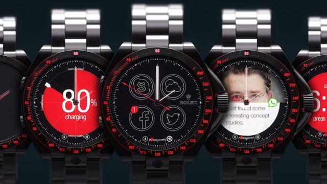 แนวคิดคอนเซ๊ป Rolex SmartWatch จะเด็ดแค่ไหน คลิกเลย!!