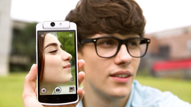 สนุกกับการ Selfie ไปกับ OPPO N1 mini ราคาเบาๆ เพียง 12,990 บาท