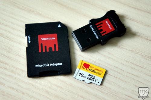 [Review] Strontium Nitro MicroSD ตัวแรงสำหรับสมาร์ทโฟนและแท็บเล็ต อ่านข้อมูลเร็วสูงสุด 85MB/s