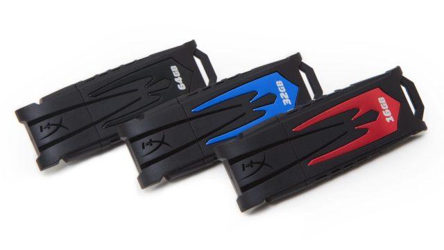HyperX เพิ่มแฟลชไดรฟ์ USB ความเร็วสูง เข้าสู่ตระกูลระดับเริ่มต้น FURY