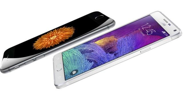 Samsung แซะไม่เลิก ครั้งนี้เปิดประเด็นที่ iPhone 6 Plus