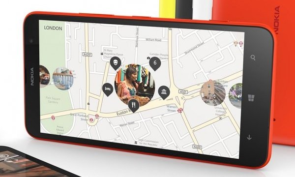 Nokia HERE ตอนนี้พัฒนาระบบแผนที่ให้ทั้งสาม OS เท่าเทียมกัน!!