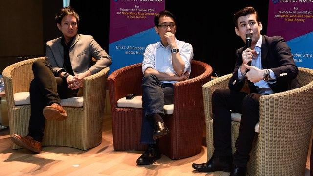 dtac & Telenor Youth Summit : เผยเคล็ดลับสู่การเป็นผู้นำความคิดรุ่นใหม่กับสามผู้นำด้านความคิด