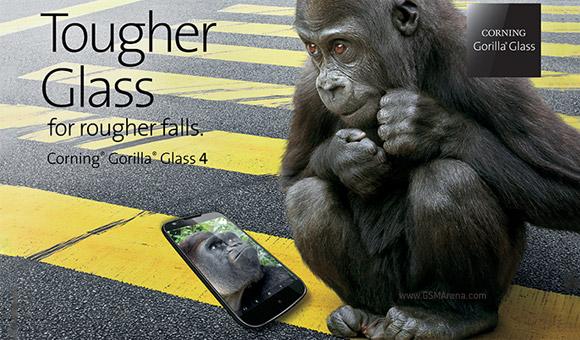 รุ่นที่ 4 Corning เปิดตัวกระจก Gorilla Glass รุ่นใหม่บางแค่ 0.4 และแข็งแรงกว่าเดิม