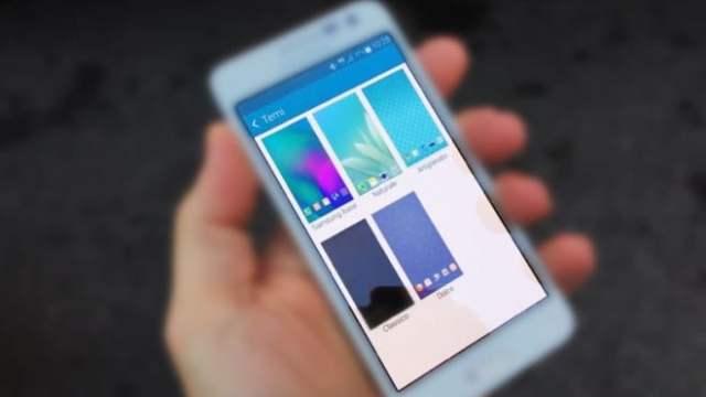 มือถือ Samsung ในที่สุดก็สามารถเปลี่ยนธีมได้แล้ว ด้วย TouchWiz เวอร์ชั่นใหม่