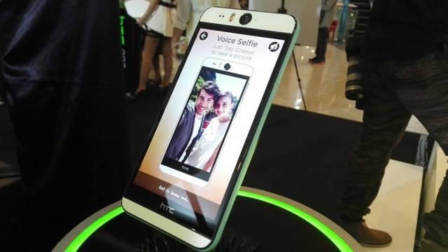 HTC เปิดตัวพร้อมวางขาย Desire EYE อย่างเป็นทางการในประเทศไทย ราคา 15,990 บาท พร้อมเปิดตัวรุ่นน้องอีก 3 รุ่น