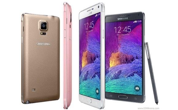 Galaxy Note 4 S-LTE ที่มากับ Snapdragon 810 เตรียมเปิดตัวมกราคมนี้