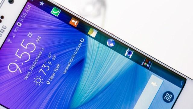 เหย!!! Samsung Galaxy S6 จะมาพร้อมกับจอหักขอบ เอาจริงดิ!!!