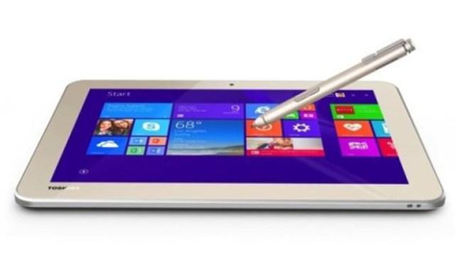Toshiba เปิดตัว Encore 2 Write เท็บเล็ต Windows ที่มาพร้อมปากกาจาก Wacom