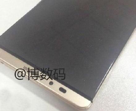 ต่อเนื่องความคมแบบไร้ขอบ Mate 8 จาก Huawei มีภาพเผยออกมาแล้ว