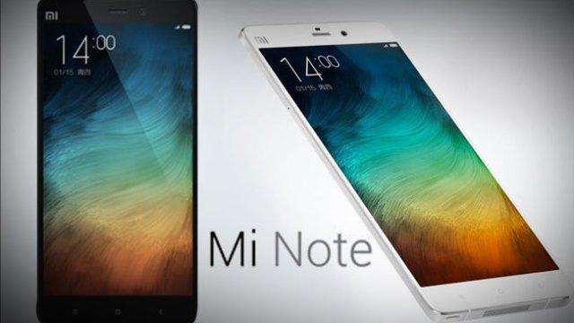 ราคาออกแล้ว Mi Note และ Mi Note Pro ในราคาขายนอกจีน